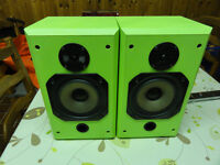 B&W DS1 Vision Monitors speakers Perfect working Order