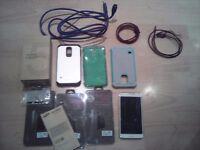 Samsung s5 white 16gb Unlocked....read more