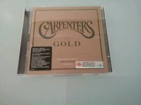 CARPENTERS GOLD - GREATEST HITS CD/DVD SPECIAL EDITION