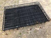 Fold up Dog cage