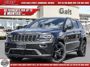 2015 Jeep Grand Cherokee Overland | MANAGER COMANY DEMO