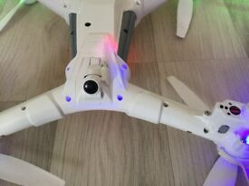 Drone with WiFi HD camera + GPRS