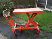 Hydraulic Lift Trolley - 1T