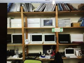 apple laptops and apple iMac any just call the engineer for price 02077279898 for parts or any