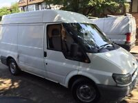 2002 Ford Transit SWB Medium Roof Manual Low Miles for year HPI CLEAR BARGAIN