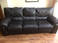 Three seat sofa settee