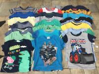 Boys 2-3 bundle (56 items)