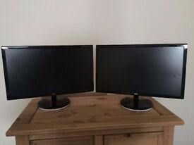 AOC e2343F - LED monitor