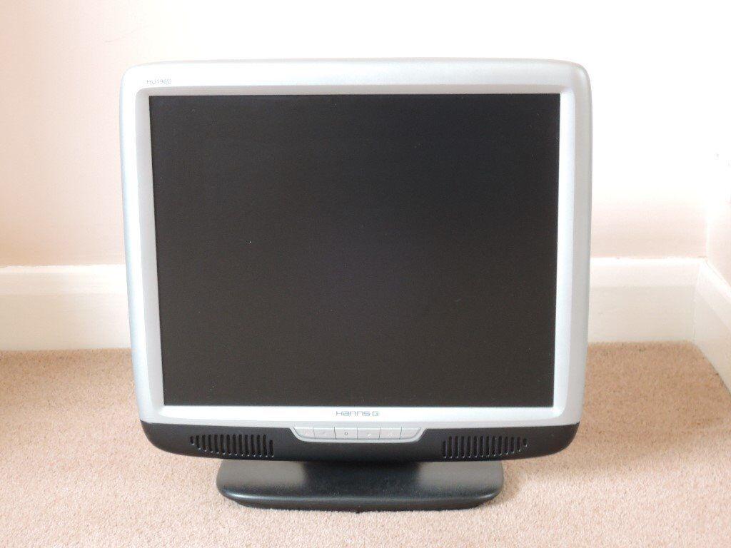 "Hanns G 19"" LCD Monitor HU196D"