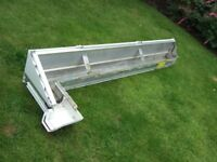ALUMINIUM BOX GUTTER - LARGE - 4 YEARS OLD