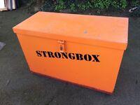 STEEL 'STRONGBOX' TOOL CHEST