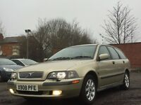 VOLVO V40 ESTATE ++ LOW MILEAGE FOR THE YEAR ++ EXCELLENT CONDITION