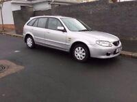 Stunning 2003 Mazda 323 1.6 Auto, 65k Only, 1 Owner, 2 Keys, Full History, 1 Yrs MOT, Automatic