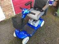 Kymco Elite Zeo 4 Mobility Scooter-Brand New Batteries & Charger