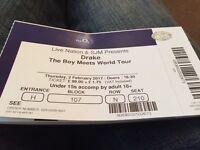 Drake boy meets world tour tickets.. drake tickets london o2