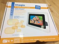 Imagin 7 inch Digital Picture Frame - NEW