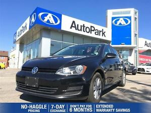 2015 Volkswagen Golf Trendline/BLUETOOTH/HEATED SEATS/CRUISE/KEY