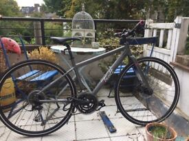 Used Once; Laura Trott Hybrid Woman's Bicycle