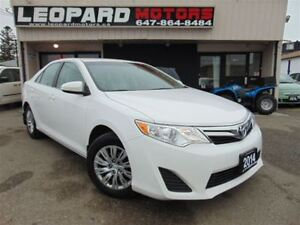 2014 Toyota Camry LE,Back Up Camera,Bluetooth*Certified*