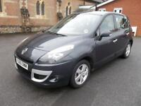 Renault Scenic 1.5 dCi 110 Dynamique TomTom 5dr EDC (grey) 2010