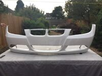 BMW 320 E90 front bumper, brand new, painted