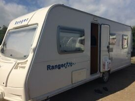 2008-2009 BAILEY RANGER 540/6 LIGHTWEIGHT 6 BERTH