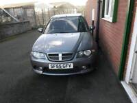 Mg zs mk2 1.6 with 180 kit