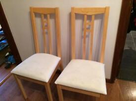Ikea Aron Dining Chairs