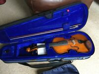3/4 size Stentor Student Violin 1