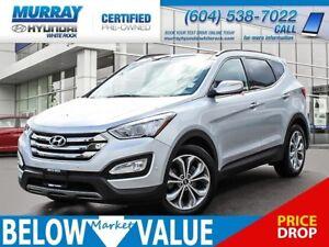 2016 Hyundai Santa Fe Sport 2.0T Limited**NAVI**LEATHER**REAR CA