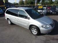 CHRYSLER GRAND VOYAGER 2.8 CRD Executive XS 5dr Auto (silver) 2007