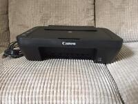 Canon multitasking printer