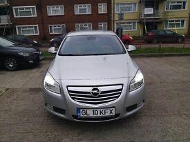 LHD Opel Insignia 2.0 cdti auto sat-nav very good condition
