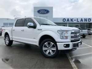 2015 Ford F-150 Platinum | LOADED !! | PANO ROOF