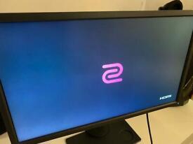 BENQ XL2735 gaming monitor