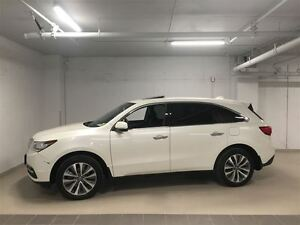 2014 Acura MDX TECH NAVI DVD ACURA CERTIFIED PROGRAM 7 YEARS 130