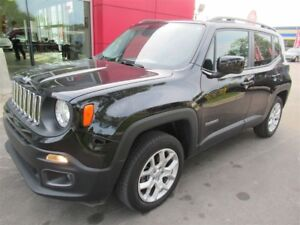2015 Jeep Renegade North 4WD* HEATED SEATS +STEERING**BLIND SPOT
