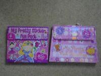 My Pretty Sticker Fun Packs x 2 - never used