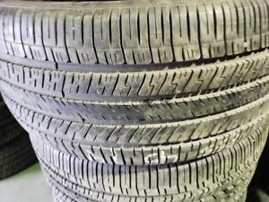 2 tires goodyear rs-a 225/50r17