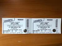 2x tickets Krept & Konan   O2 Academy   Kentish Town