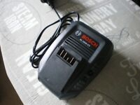 New Bosch Power4All AL1830 18v 3Ah fast charger