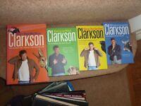Set of 5 Jeremy Clarkson books