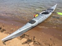 Sea Kayak FREE DELIVERY P&H Capella 166 Touring Expedition Camping Canoe Pyranha