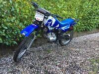 125cc off road bike-field bike £225 ONO