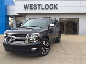 2015 Chevrolet Tahoe LTZ Navigation & Heated Second Row Seats