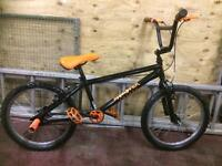 Monster energy bmx bike