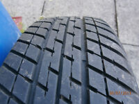 mercedes 190e spare wheel and tyre