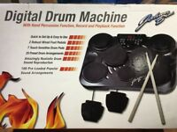 Digital drum machine - Johnny brook