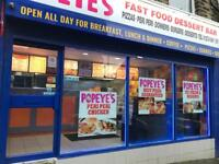 Takeaway for sale in BD2