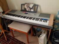 Digital Piano, Portable Grand DGX 640 Yamaha, ***excellent condition***